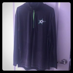 DALLAS START quarter zip pullover